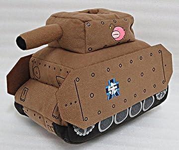 ガールズ&パンツァー 最終章 Ⅳ号戦車BIGぬいぐるみ 全1種