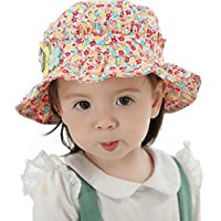 6efe97e48c8ea Seliyi 赤ちゃん 帽子 日よけ 子供サンバイザー 赤ちゃんキャップ ベビー ハット 帽子 ベビー 春