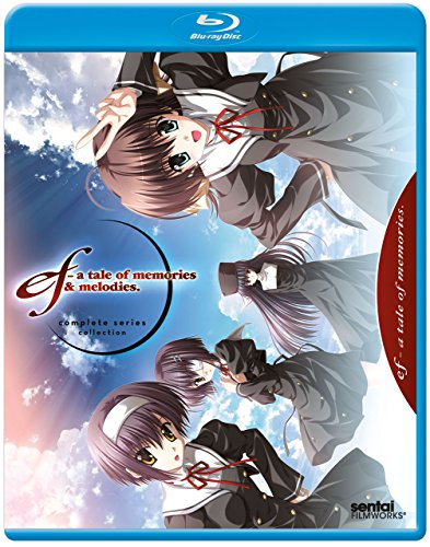 ef - a tale of memories & melodies:コンプリート・コレクション 北米版 / Ef: Tale of Memories & Melodies [Blu-ray][Import]