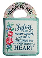 History & Heraldry Shopper Bag Sisters Are Never Apart. Cook Shop 0002