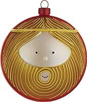 【正規輸入品】 ALESSI アレッシィ クリスマスオーナメント【Lサイズ】(1個)/ヨゼフ(Giuseppe)Le Palle Presepe AMJ13 3