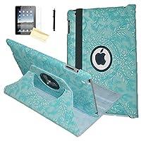 iPad Pro 9.7ケース(2016) リリース、JYtrend回転スタンドスマートカバーfor a1673a1674 Jy97p1806233