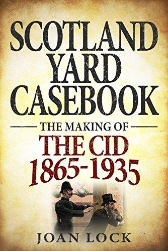 Scotland Yard Casebook by [Lock, Joan]