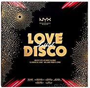 NYX Professional Makeup NYX Professional Makeup Love Lust Disco Advent Calendar, 1 g