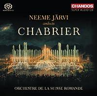 Neeme Jarvi Conducts Chabrier Orchestral Works by KAROL SZYMANOWSKI (2013-05-28)