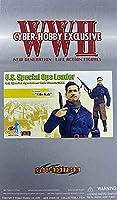 "WWII cyber-hobby Exclusive US Special Ops引出線Lieutenant Aldoe Katz 12"" 1/ 6thスケールアクションフィギュア"