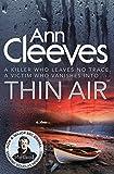Thin Air (Shetland Book 6) (English Edition)