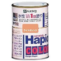 カンペハピオ ハピオカラーライトオレンジ 0.1L