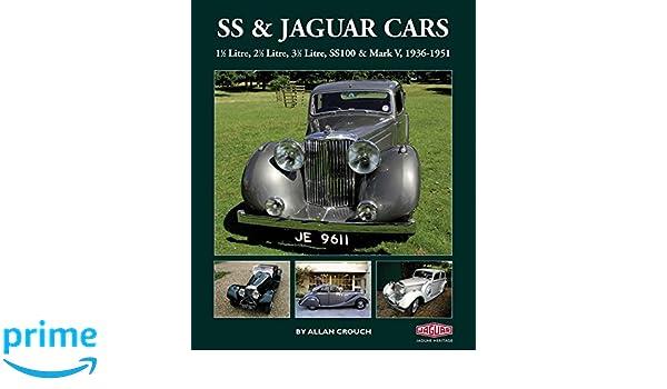 amazon ss jaguar cars 1 1 2 litre 2 1 2 litre 3 1 2 litre