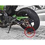 Motorcycle Wheel cleaning stand - Paddock Stand Replacement - Wheel Roller Stand for tire cleaning & chain lubrication - GRoller Medium (Bikes < 485lb dry wt & Tyre width <180 mm)