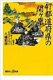 47都道府県の関ヶ原 西軍が勝っていたら日本はどうなった (講談社+α新書)