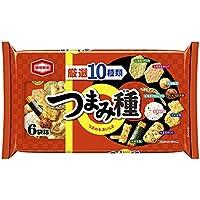 亀田製菓 つまみ種 130g