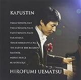 カプースチン:ピアノ・ソナタ第1番&第10番&第12番