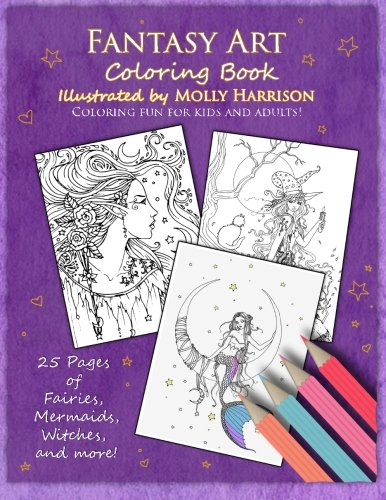 Download Fantasy Art: Coloring Fun for Kids and Adults! 1514230429