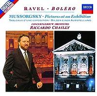 ラヴェル:ボレロ/ムソルグスキー:組曲「展覧会の絵」