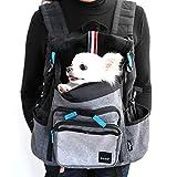 ペットパラダイス フィールドグライド ハグ&リュック キャリーバッグ【小型犬用】752-06599