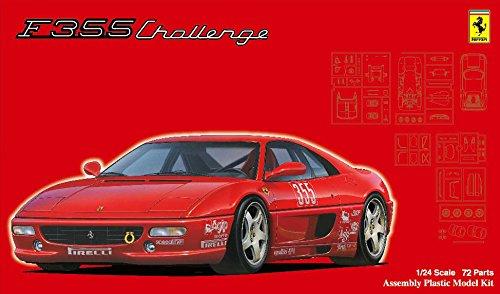 フジミ模型 1/24 リアルスポーツカーシリーズNo.112フェラーリ F355チャレンジ