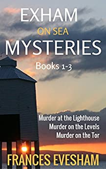 Exham on Sea Mysteries Books 1-3: Murder Mystery 3 Book Compilation by [Evesham, Frances]