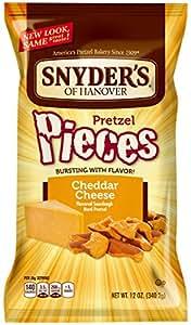 スナイダーズ チェダーチーズ大袋 340.2g