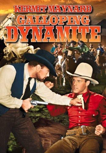 Galloping Dynamite [DVD] [Import]