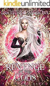 Revenge of The Gods (The Titan's Saga Book 3) (English Edition)