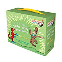 Little Green Box of Bright and Early Board Books