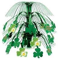 """St. Patrick's Day Cascade Centerpiece - 18"""" [並行輸入品]"""