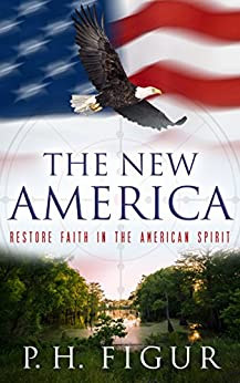 The New America by [Figur, Peter Harlan]