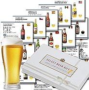 贈り物に 選べるギフト 世界のビール19種類とビールによく合うおつまみ10種類から自由に6個選べるカタログギフト WORLD BEER SELECT 6