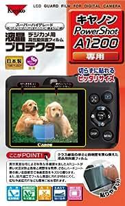 Kenko 液晶保護フィルム 液晶プロテクター Canon PowerShot A1200用 KLP-CAPSA1200