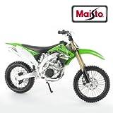 Maisto 1/12 Kawasaki KX 450F マイスト/MotocrossBike/モトクロス/オフロード/FMX/MOTOCROSS/1:1...