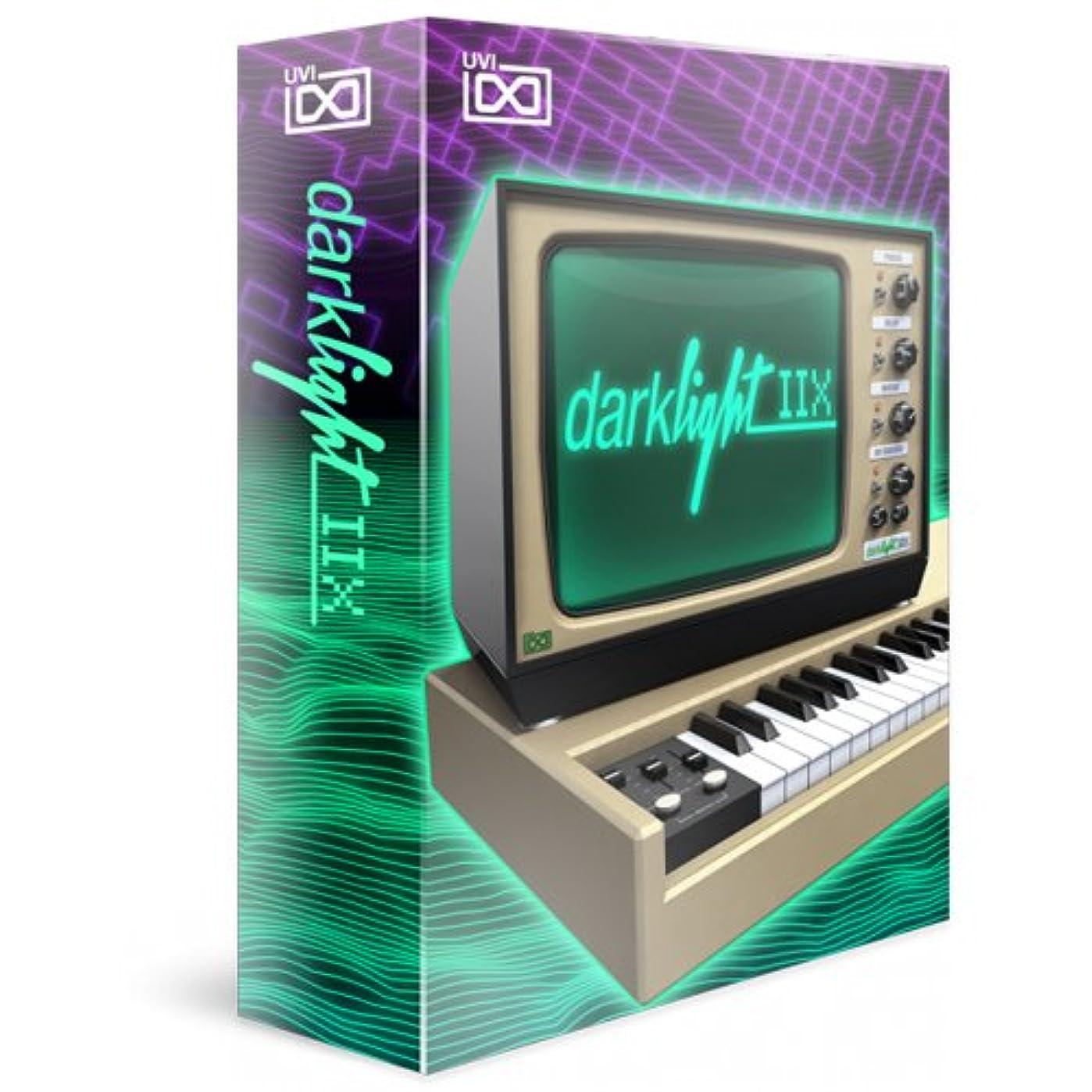 熟達最小化するロック解除UVI ソフトウェア音源 Darklight IIX