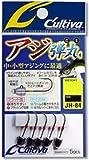オーナーばり アジ弾丸(アジだま) 【アジ・メバル】 ・0.6g