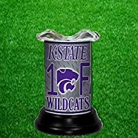Kansas State Wildcats NCAA Tart Warmer – Fragranceランプ – by Tagzスポーツ