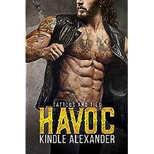 Havoc (Tattoos And Ties Book 1)