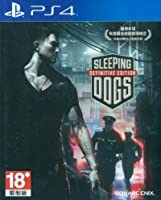 Sleeping Dogs - Definitive Edition PS4 (Chinese Sub Version) (輸入版)