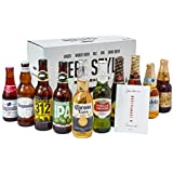 【Amazon.co.jp限定 父の日ギフト】輸入ビールスタイル別飲み比べ10本父の日ギフト [ アメリカ 3345ml ] [ギフトBox入り]