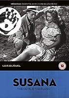 Susana [DVD] [Import]