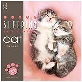 SLEEPING catカレンダー 2010―なごみねこ 子猫の寝姿12ヶ月
