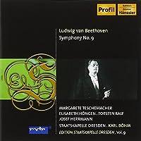 Symphony 9 in D Minor Op 125 by L.V. Beethoven (2006-08-29)