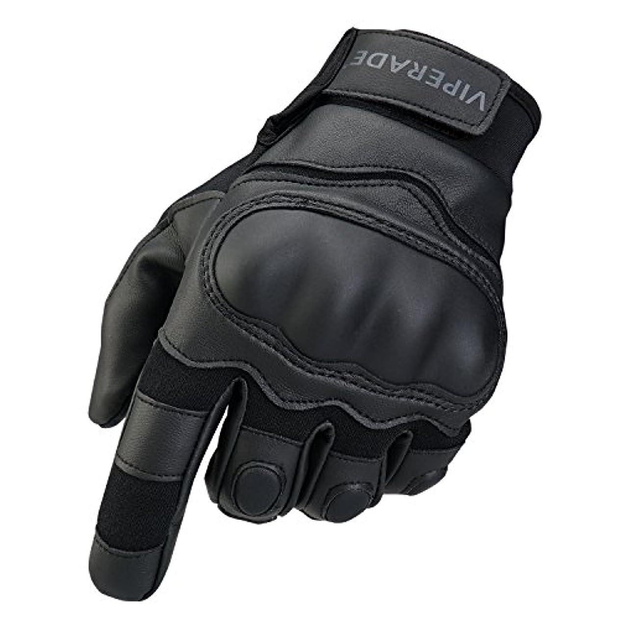 近代化する不機嫌そうな日付付きVIPERADEサイクリング手袋、屋外用防風オートバイ用手袋、戦術用手袋、ミリタリーグローブ、自転車オートバイクライミンググローブ、安全で 手袋、ミリタリーラバーハードナックルアウトドアグローブ