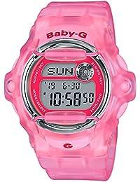 [カシオ] 腕時計 ベビージー BG-169R-4EJF レディース ピンク