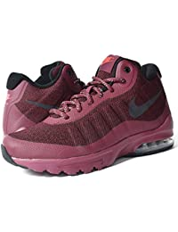 Nike ナイキ AIR MAX INVIGOR MID 858654-600 エア マックス インビガー ミッド スニーカー シューズ 靴 ナイトマルーン