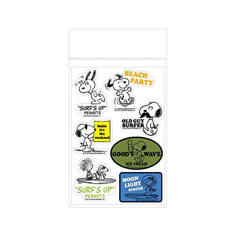 ピーナッツ(Peanuts) サーフステッカー (SNP-0065) Z-180SNP-0065