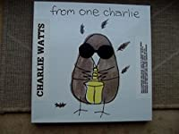 From One Charlie by Charlie Watts (1992-07-30)
