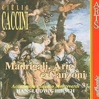 Caccini:Madrigali,Arie E Canzo