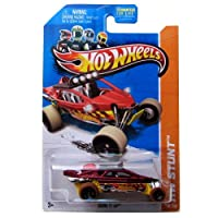 Dune It Up '13 Hot Wheels 88/250 (Red) Vehicle