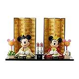 [ベルメゾン] ディズニー 親王飾り ミッキー&ミニー