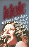 Idole VI. Judy Garland, Billie Holiday, Edith Piaf, Janis Joplin. Am Ende des Regenbogens. ( Populaere Kultur).