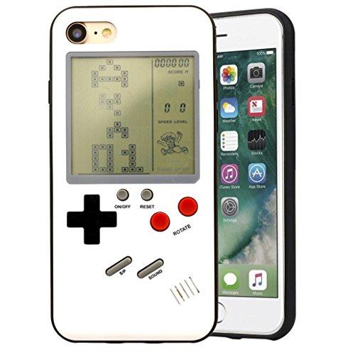 Bestmaple ゲームボーイ 風 iPhone ケース ...
